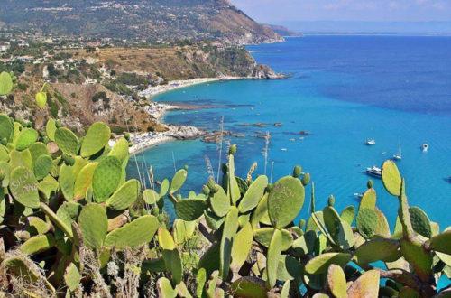 La top 5 delle spiagge Calabresi più belle Capo Vaticano