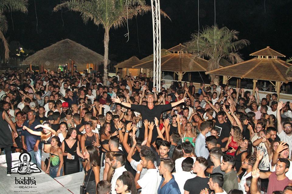 Estate 2020 in Calabria Le 7 serate più divertenti-Buddha-Beach-Disco