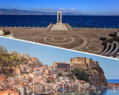 Escursione a Scilla e Reggio Calabria