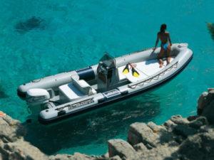 Noleggio barche e gommoni a Tropea, Zambrone, Parghelia, Capo Vaticano