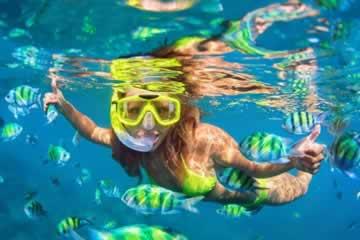 Snorkeling Costa degli Dei