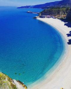 Spiaggia di Tropea - Bandiera Blu 2020